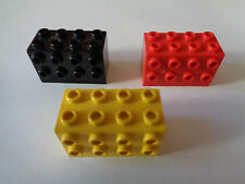 LEGO  Brique Tenons Lateraux 2x4x2 Brick with Studs on Sides (2434) choose color