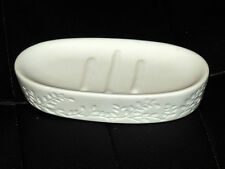 Porcelain Soap dish by Crabtree & Evelyn