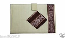 Haastika Hand made Jute File Folder