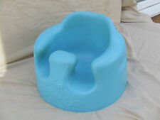 BUMBO BABY FEEDING BOOSTER SEAT,BLUE,CLEAN CONDITION,BATH OR FEED,SAFE COMFORT