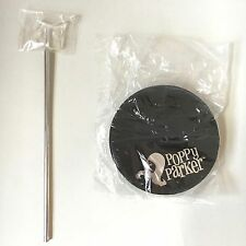 "INTEGRITY TOYS FASHION ROYALTY POPPY PARKER ADJUSTABLE 12"" DOLL STAND BLACK"
