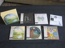 ANTHONY PHILLIPS,Japan CD Mini LP PROMO BOX The Geese & the Ghost + 5(8) Mini LP