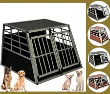 Alu Hundebox Transportbox Hundetransportbox Autotransportbox