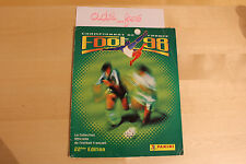 ALBUM PANINI CHAMPIONNAT FRANCE FOOT 98 COMPLET FULL