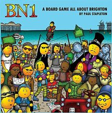 BN1: A Board Game All About Brighton NEW & SEALED