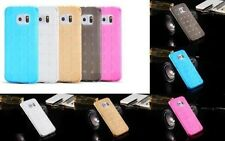 Luxury Ultra Thin Shockproof Silicone/Gel Clear Case Cover For Samsung Galaxy