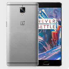 TPU Back Case Cover Premium Ultrathin 0.6mm Quality Soft For One Plus 3 Oneplus3