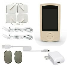 TENS Unit TENS Machine 16 Mode Massager Pain Relief Therapy Dual Channel VI 7000