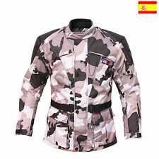 Jacket Of Cordura Sanity Camouflage High Quality From Barcelona 2510