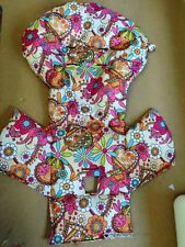 Hand Made Prima Pappa Highchair Cover- Elephant