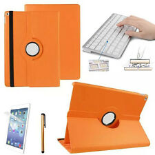 Bluetooth Keyboard Leather Case Rotating Cover for Apple ipad Pro 12.9inch
