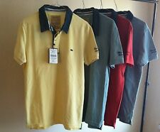 Men Polo  shirt Medium Size  brand Bershka finest quality - Choose colour