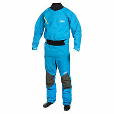 Yak Vanguard Drysuit / Dry Suit with Fleece Undersuit and Lycral Socks RRP £465