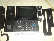 CISCO UNIFIED IP PHONE 9971, WITH CAMERA, VIDEO,BLACK COLOR, CCIE COLLABORATION