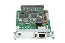CISCO VWIC-1MFT- G703 VOICE INTERFACE CARD