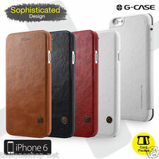 G-Case & Lenuo & MOFI iPhone 6,6 Plus Luxury Leather Wallet Flip Cover