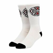 2IF16130-WHT_Calcetines Independent – Truck Co (Pack 2) blanco_2016_Hombre_Acríl