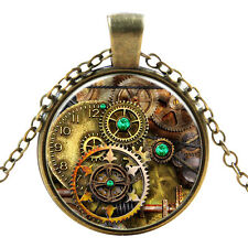 New Classic Unisex Steampunk Necklace in 27 Great Styles Unisex Gothic Cosplay