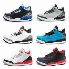 Nike Air Jordan 3 Retro Men's Basketball Shoes