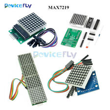 MAX7219 Dot Led Matrix MCU Control LED Display Module For Arduino Raspberry Pi