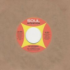 Superlatives - Movement / I Still Love You - Soul Intention - Northern Soul Cros