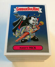 2013 Garbage Pail Kids Chrome Series 1 Base Cards - 1ab-30ab - Pick Your Own!