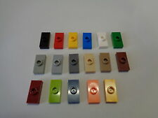 LEGO Plaque 1x2 avec 1 Tenon Plate with 1 Stud (3794) choose color and quantity