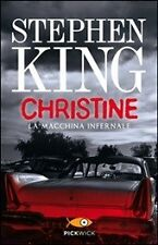 Christine. La macchina infernale - King Stephen - Corriere Sped