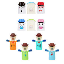 Creative Automatic Toothpaste Dispenser Toothbrush Holder Cups Wall Mounted Gift