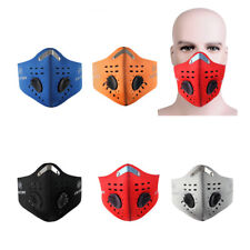 Outdoor Cycling Running Ski Anti Dust Windproof Half Face Mask with Filter
