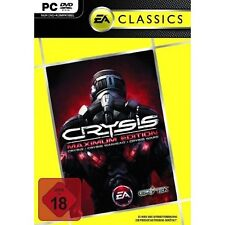 Crysis - Maximum Edition Crysis - Crysis Warhead - Crysis Wars