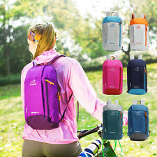 15L Kids Adults Small Waterproof Backpack Shoulder Bag Travel Hiking Daypack