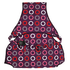 Toddlers Totseat Portable Travel Fabric High Chair Booster Seat Safety Protector