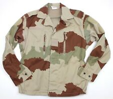 GENUINE FRANCE FRENCH ARMY DAGUET COMBAT SHIRT / JACKET in F2 DESERT CAMO