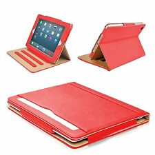 Magnetic Flip Leather Stand Smart Case For APPLE iPad 2 3 4 Air 2 Mini Pro 9.7""