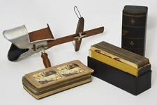 Underwood And Underwood 1900S 3D Viewer & 59  Stereoscopic Cards. [PL-2616]