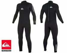 Quiksilver Full Suit Syncro Base 3/2mm Neoprenanzug black