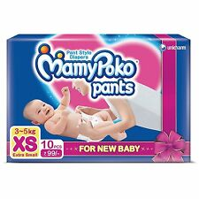 Mamy Poko Baby Diaper Pants Small | Medium | Large | Ex Large Size Diaper Pants