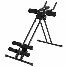 Ultrasport Abdominal Trainer Ultra 150 - Fitness Power Ab Trainer, foldable