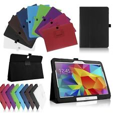 """High Quality Smart Leather Cover Stand Samsung Galaxy Tab 4 10.1"""" T530 T531 T535"""