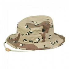 US 6 color Desert Army Desert camouflage Hat Cap Boonie Hat Bush Hat