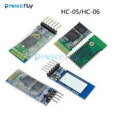 Wireless Bluetooth RF Transceiver Module Serial RS232 TTL HC-05 HC-06 Base Board