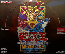 Yu-Gi-Oh! The Dark Side of Dimensions Movie Pack Ultra Rares - Choose Your Own!