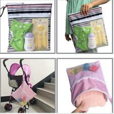 Baby Diaper Nappy Cloth Changing Bag Tote Mummy Handbag Waterproof Reusable Bags