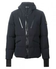 Stone Island - WATER REPELLENT WOOL - DOWN FILLED Jacket in Anthracite Grey SALE