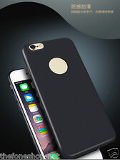 Premium quality frosted soft colorful tpu back cover case for Apple iPhone 6, 6S