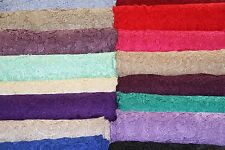 Guipure lace fabric, bridal/wedding lace fabric, 120cm wide, sold by 0.5 yard,