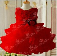 "Girl Baby ""Princess Look"" Flower Frock - FREE SHIPPING"