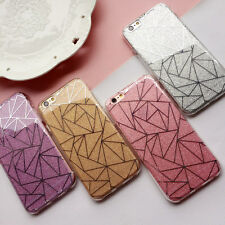 Phone Case Pouch Glitter Case iPhone Bumper Sparkle Back Cover Foil New