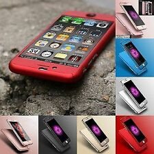 360*Degree Full BODY Protection Case For APPLE iPHONE 5, 6, 6plus, 7, 7plus